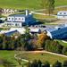 Aerial photo of Miner Institute