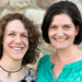 Photo of Jennifer Wallinger and Sandra Anderson