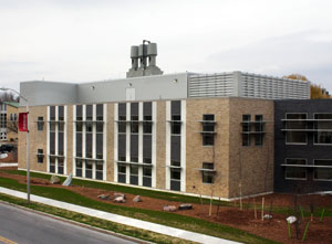 Photo of the Hudson Hall Annex