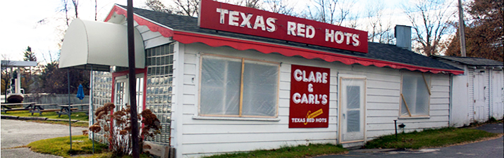 Photo of Clare and Carl's