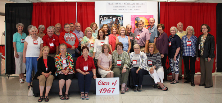 Photo of the Class of 1967