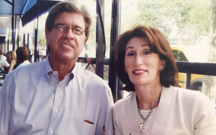 Photo of Dave and Susan Zebro, SUNY Plattsburgh Class of 1972)