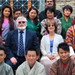 Photo of Dr. Richard Schnel in Bhutan