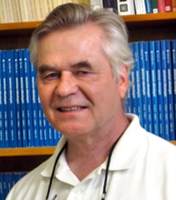 Photo of Dr. James Armstrong