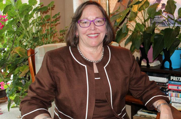 Photo of Dr. Nancy J. Church