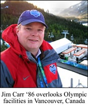 Photo of SUNY Plattsburgh grad Jim Carr