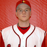 Photo of Alex Read in his baseball uniform