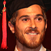 Photo of Dave Annable at 2009 commencement