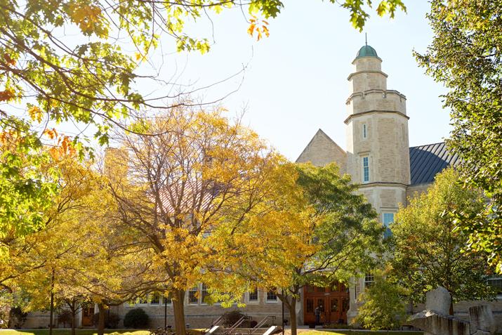 Photo of Hawkins Hall