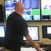 Photo of Jon Chew in PSTV control room