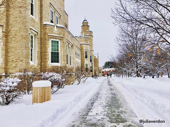 Photo of Hawkins Hall by juliaverdon