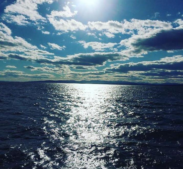 Photo of Lake Champlain by lilyfarrell