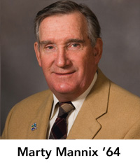 Photo of Marty Mannix, class of 1964