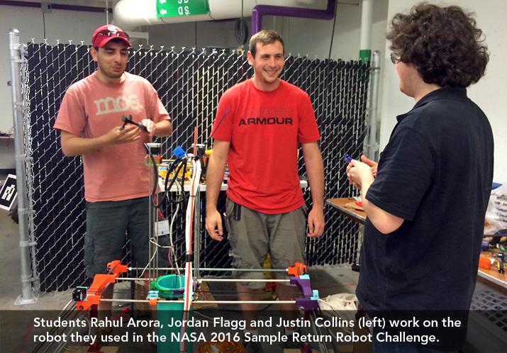 Photo of PSU Robo Crew