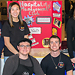 Photo of  SUNY Plattsburgh students at the Spring 2016 Involvement Fair.
