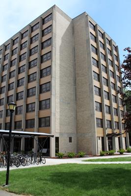 Photo of Wilson Hall