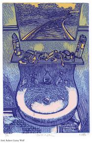 """Sink"" by Robert Wolf"