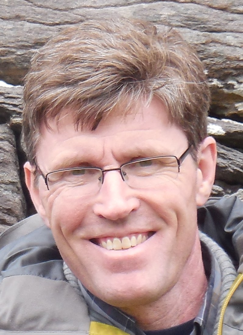 Portrait of Neil Buckley