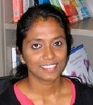 Portrait of Nisha Varghese