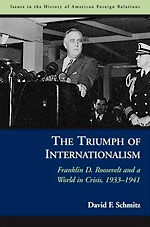 Photo of David's book, The Triumph of Internationalism
