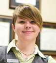 Portrait of Ashley Gambino
