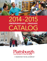 Image of the catalog cover showing students working with teachers in the classroom.
