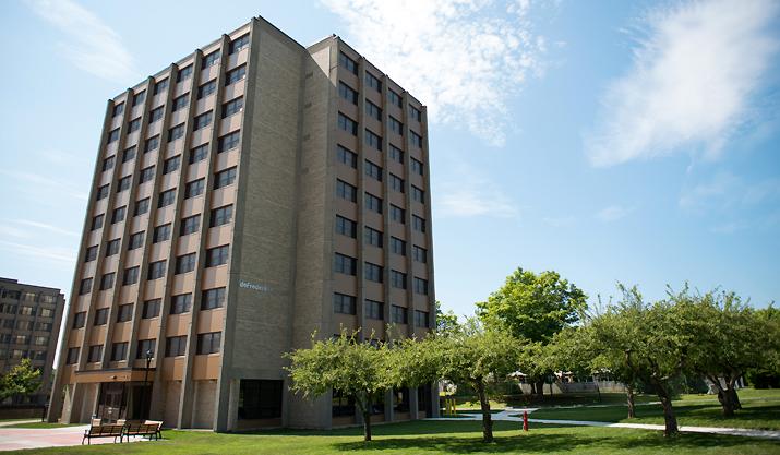 Photo of deFredenburgh Hall