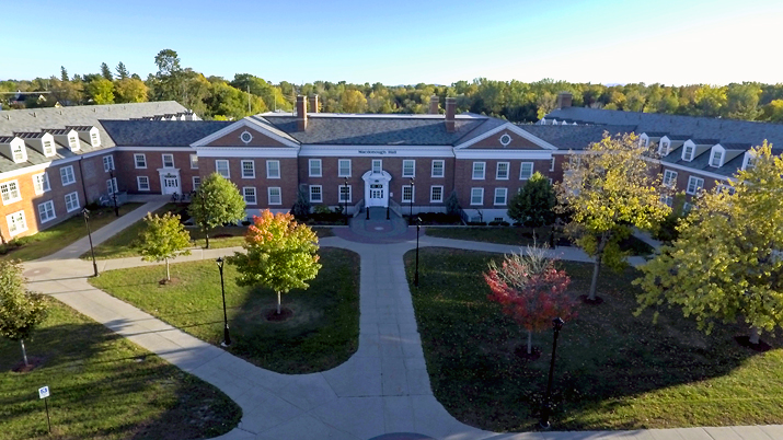 Photo of Macdonough Hall