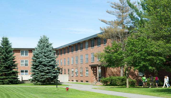 Photo of Macomb Hall