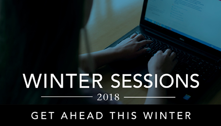 Winter Sessions: Get Ahead