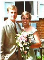 Image of Jackie (Rotelli) Young and Eric Young - CEES alumni