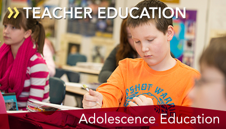 Adolescence Education
