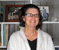 Portrait of Beth Dixon