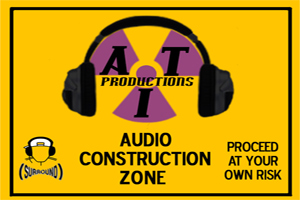 students create recordings as a part of ATI Productions