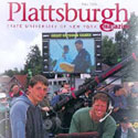 Plattsburgh Magazine highlights Communication alumni