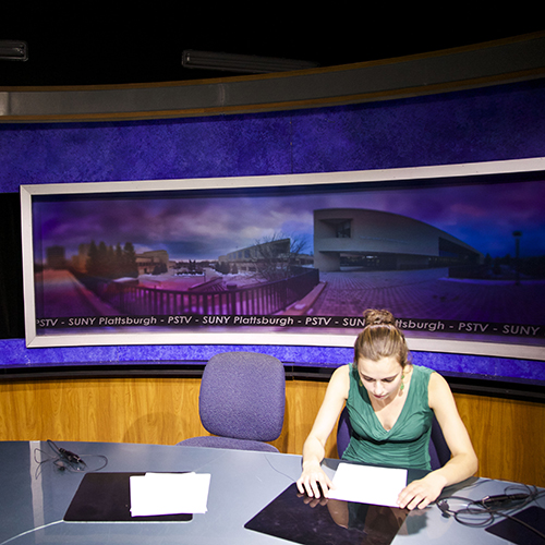 Check out the internships available to Broadcast Journalism Majors.