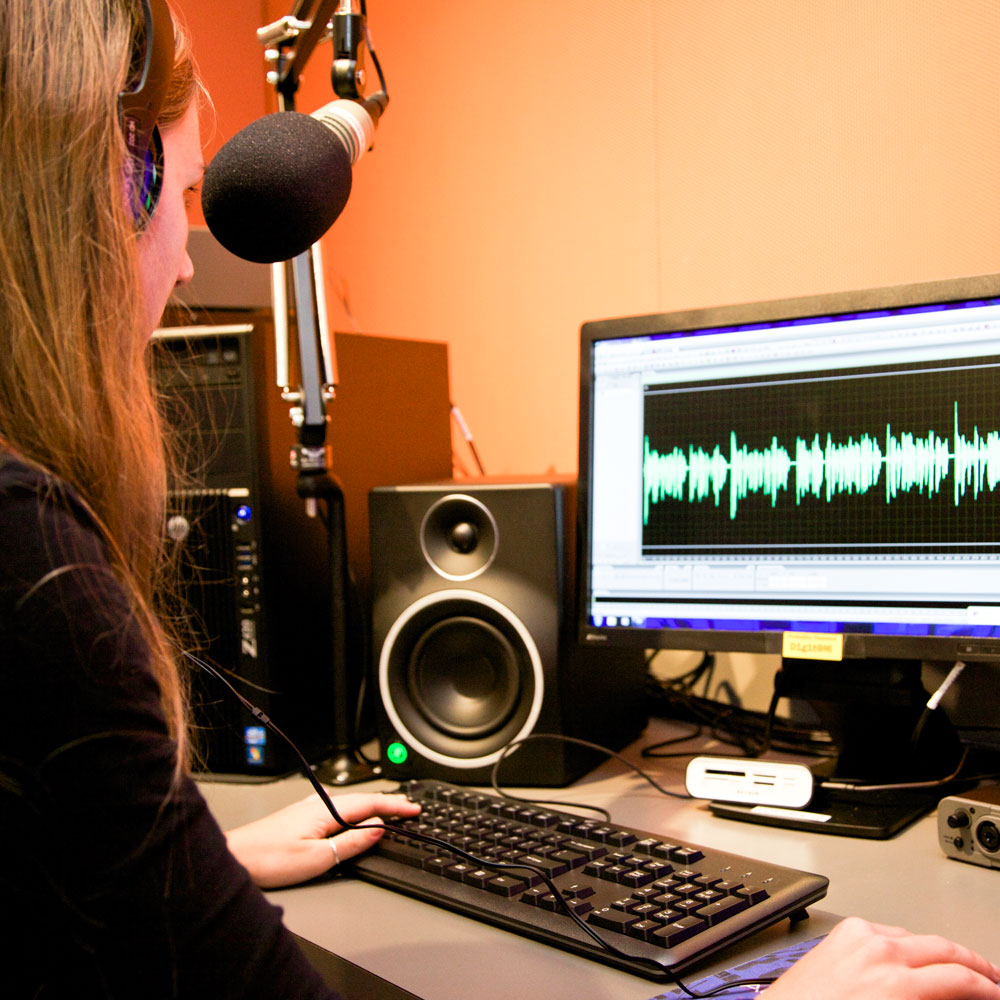 Check out the careers available to Audio-Radio Production Majors.