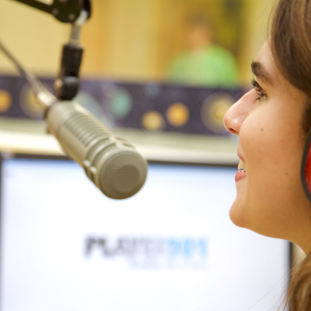 Check out the internships available to Radio Minor.