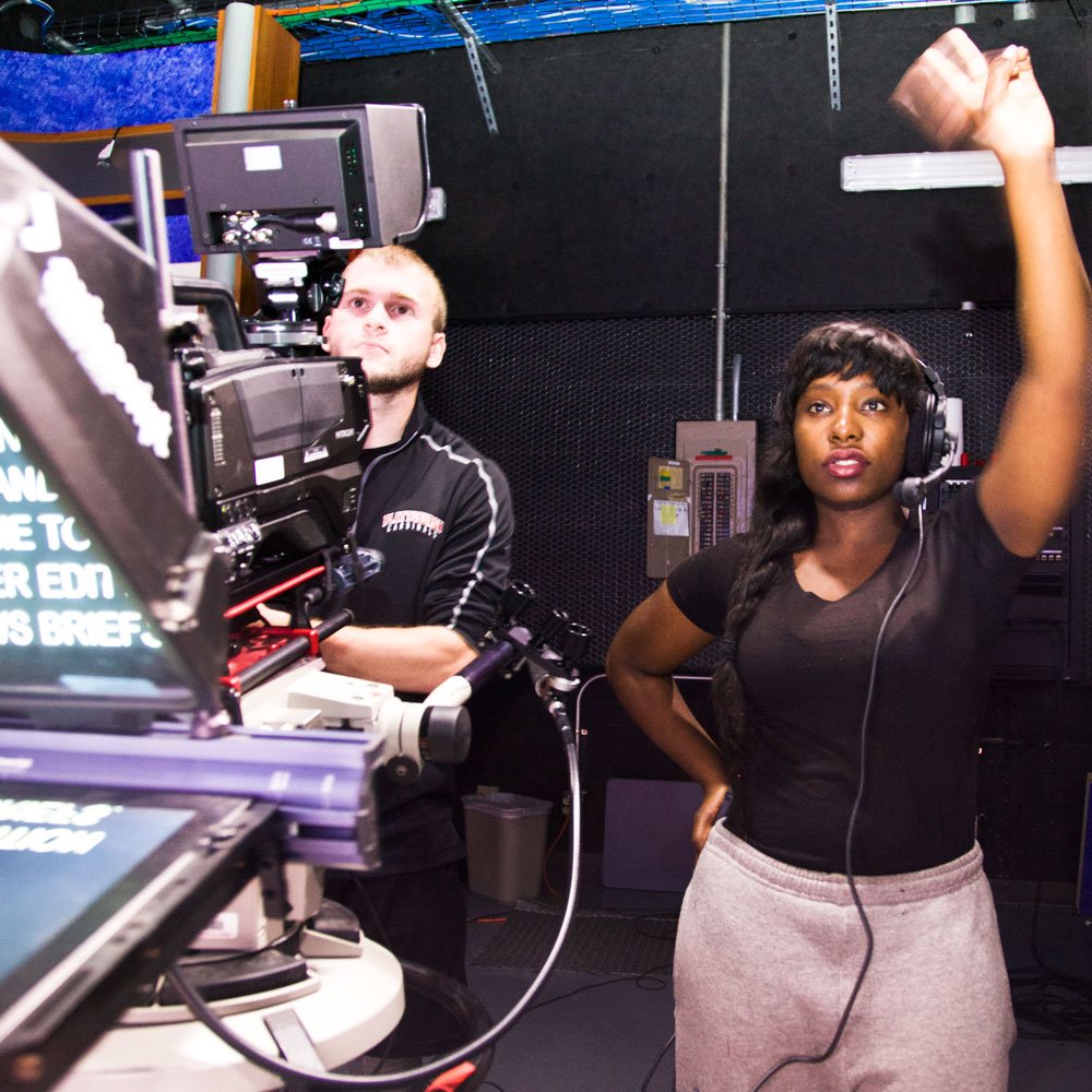 Check out the careers available to TV/Video Production Majors.