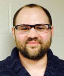 Portrait of Aaron Peryea