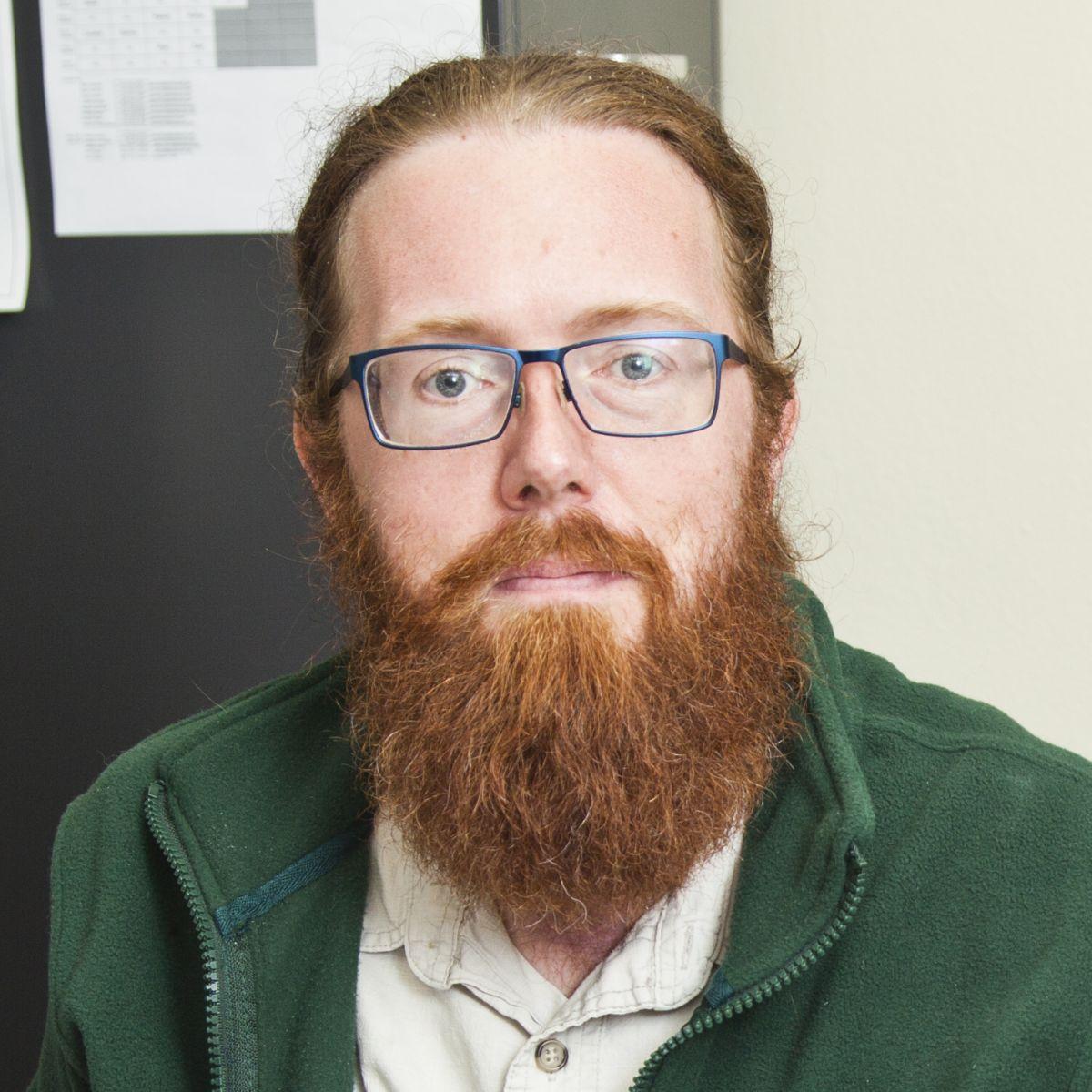 Portrait of Jeffrey Bullins