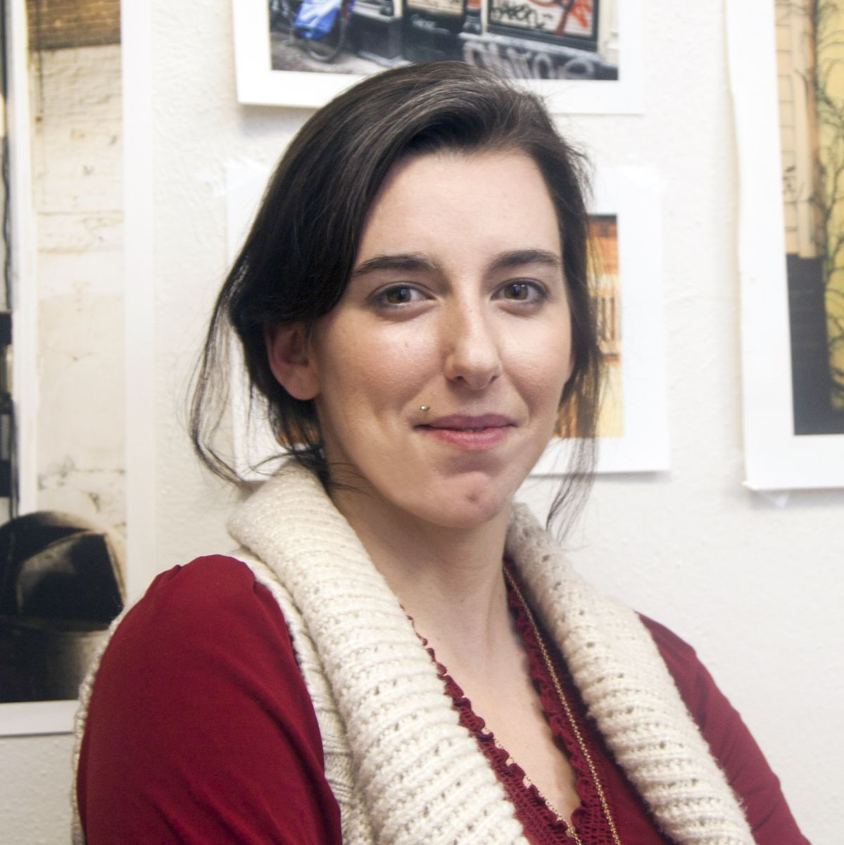 Portrait of Bridget Haina