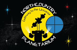 Image of the Northcountry Planetarium logo