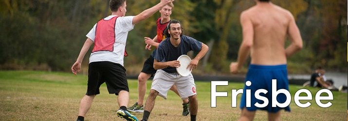 Photo of Co-Ed Frisbee