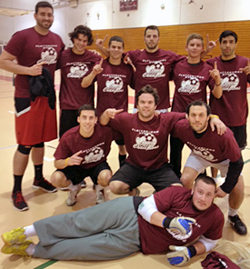 Photo of Fall 20112 Men's champs Team Reeve