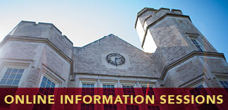 Online Information Sessions