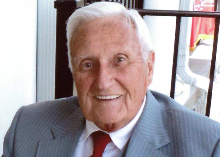 Photo of Norman McGrattan