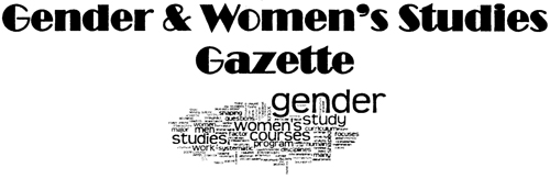 Gender and Women's Studies Gazette