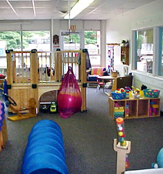 Photo of Child Care Center at Sibley Hall