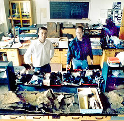 Photo of Historical Archaeology Lab
